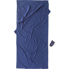 Cocoon TravelSheet egyptisk bomuld XL, blå